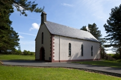 Ballymunnnelly Church-1
