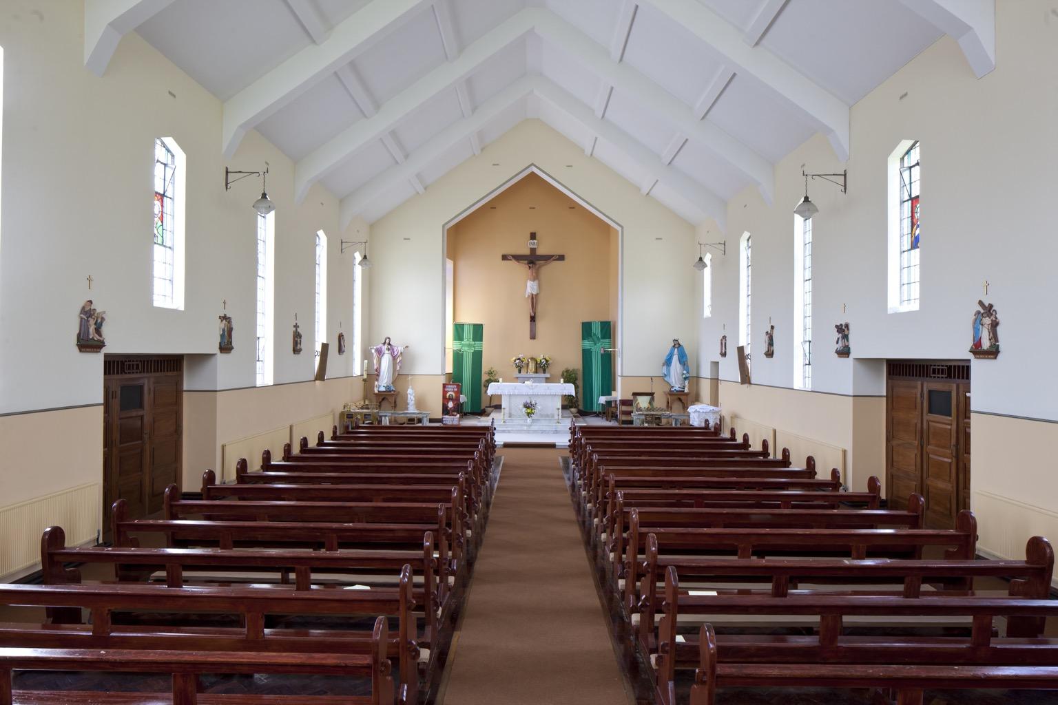 Aughoose Church-2
