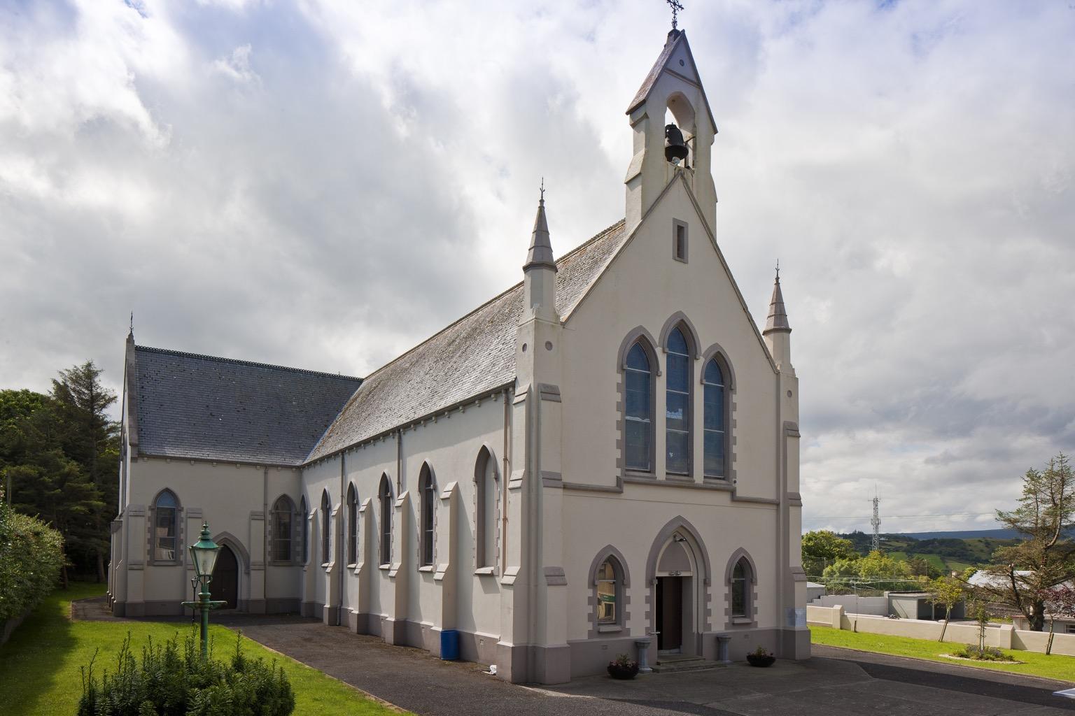 Ballycastle Church