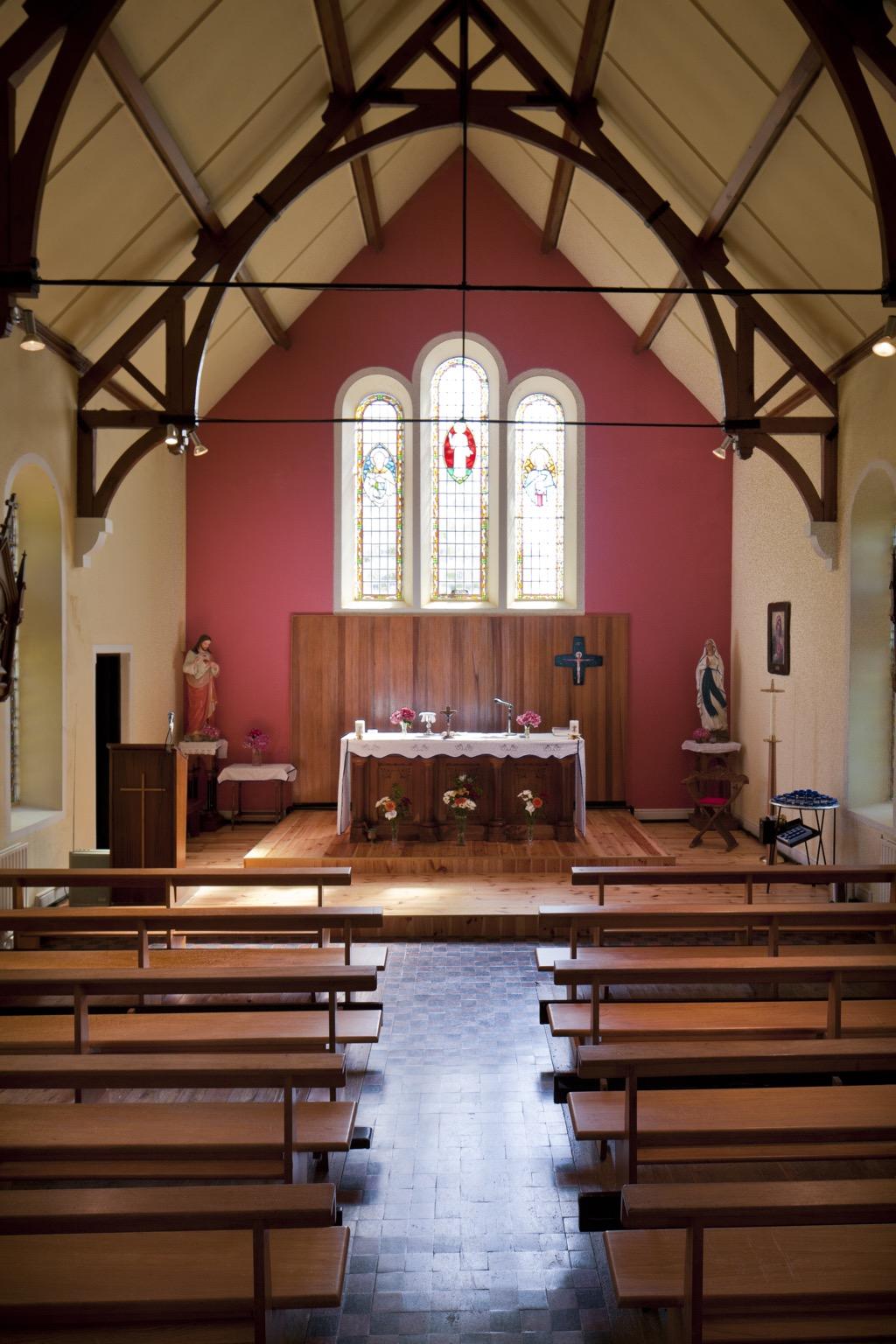 Ballymunnnelly Church-2
