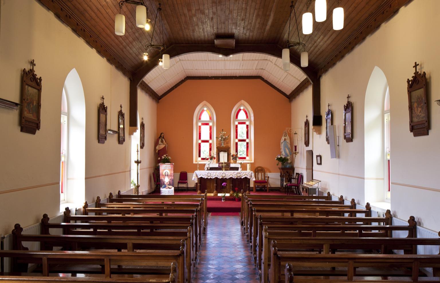 Belderrig Church-2