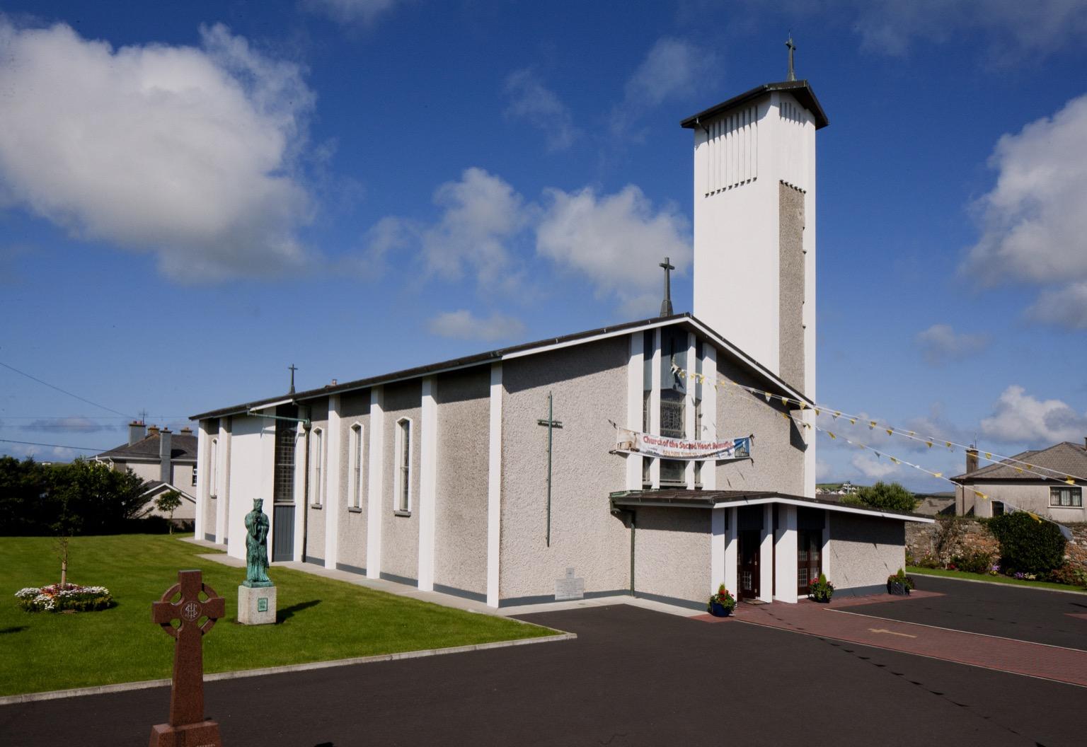 Belmullet Church-1