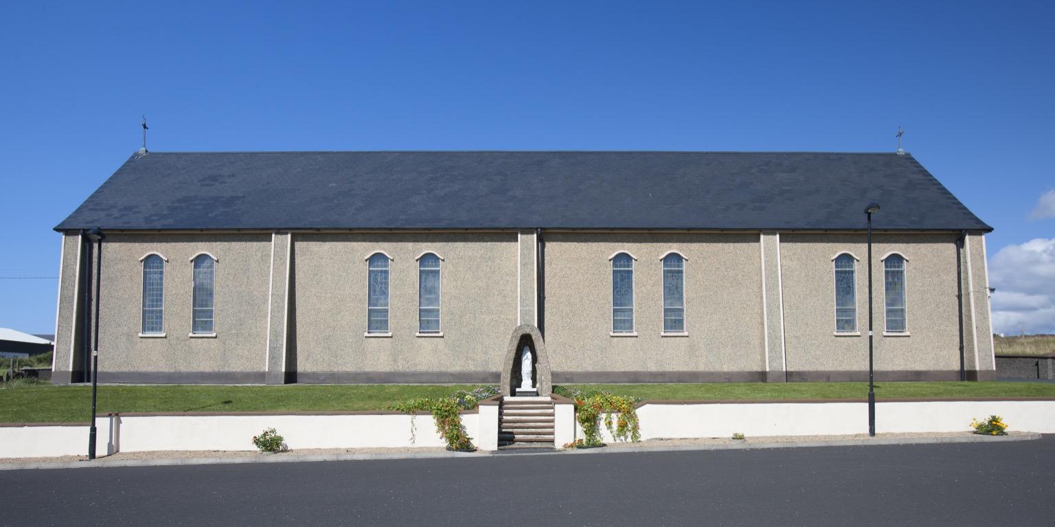 Doohoma Church-2