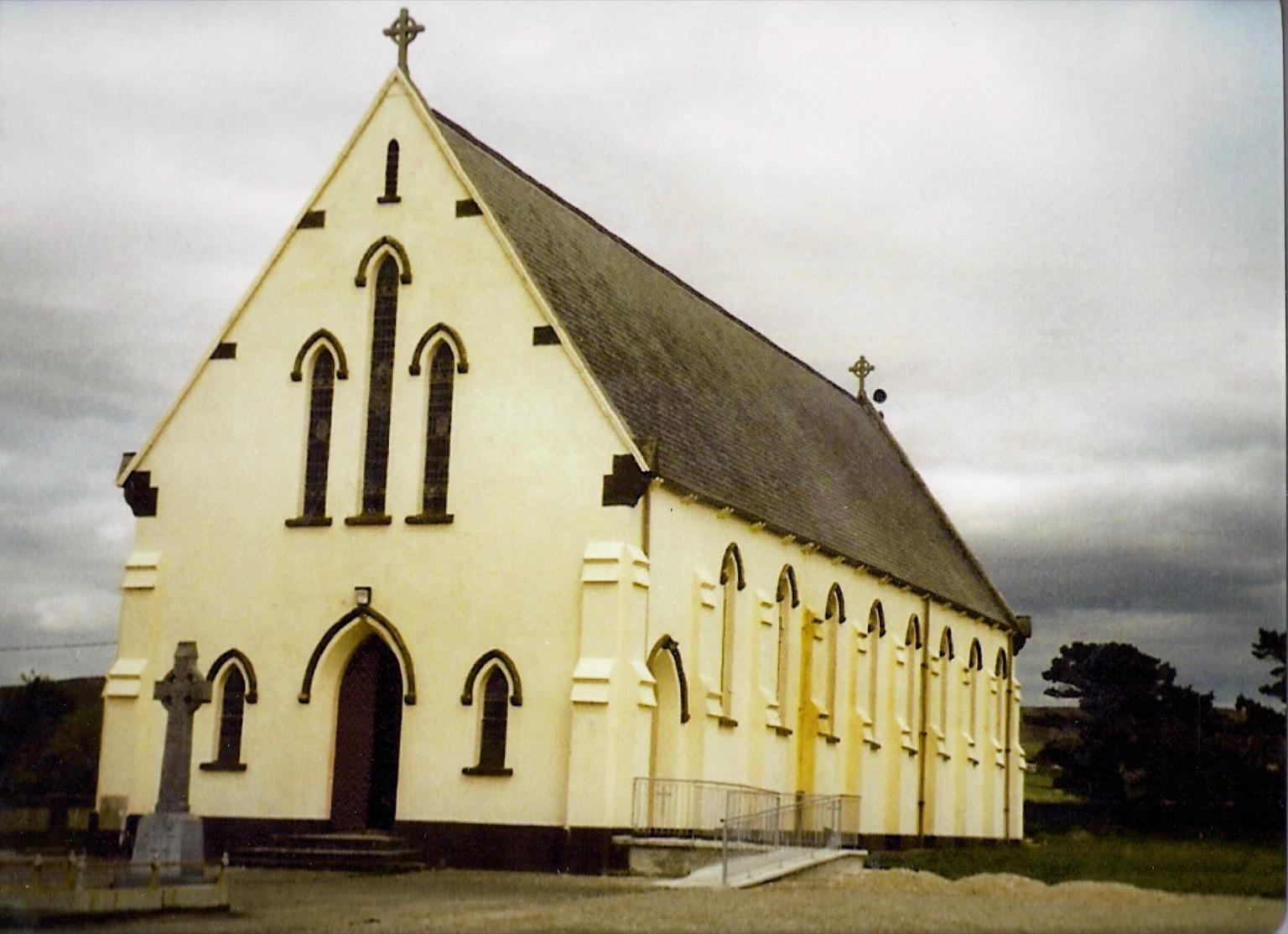 Inver Church (Kilcommon Erris Parish)_web