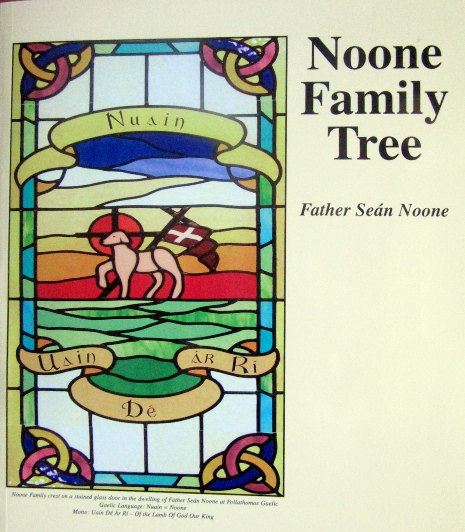 Noone Family Tree