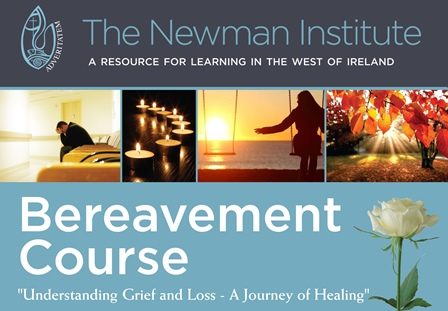 Bereavement Course – The Newman Institute