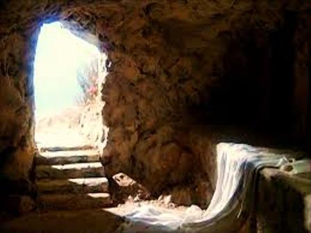 Christ is Risen. Alleluia! He is Risen indeed! Alleluia, Alleluia!