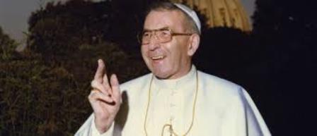 Pope Francis creates John Paul I Foundation