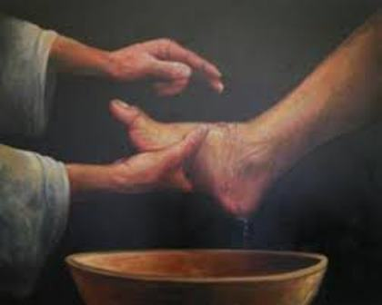 Holy Thursday – Mass of the Lord's Supper and Prayers in the Home