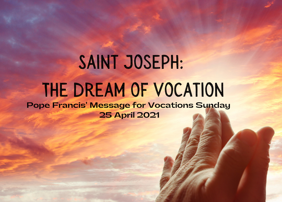 Message of Pope Francis for Vocations Sunday